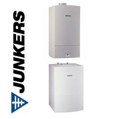 Plynové kondenzační kotle junkers