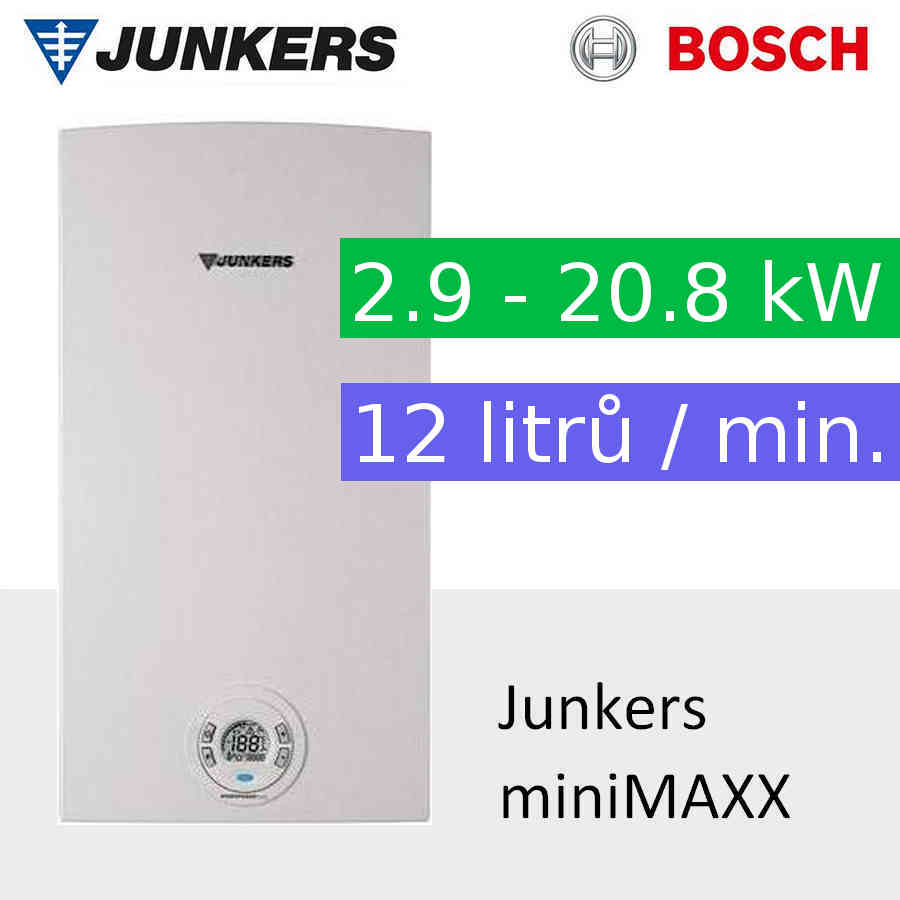 Junkers WTD 12 AME Hydro Compact