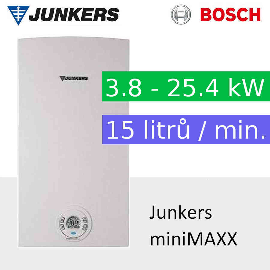 Junkers WTD 15 AME Hydro Compact